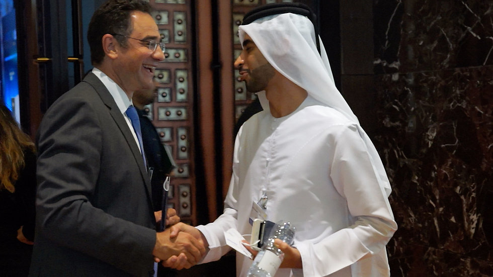 Meeting in Dubai