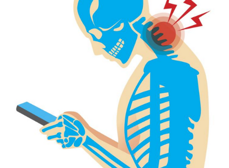Cervicale da Smartphone
