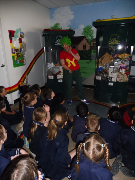 Year 3 Recycling Excursion