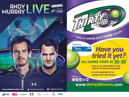 Thirty30 Tennis - Shorter Faster Speed Tennis - Have You Tried It Yet?