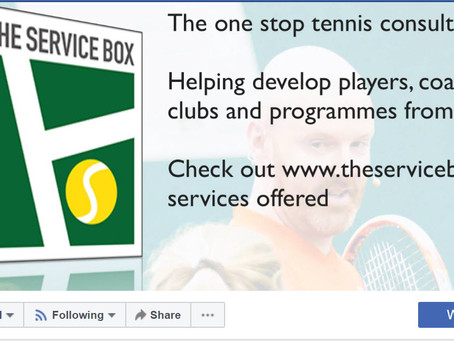 Thirty30 Tennis Blog: Great Facebook post by Kris Soutar of The Service Box on 'Competition'