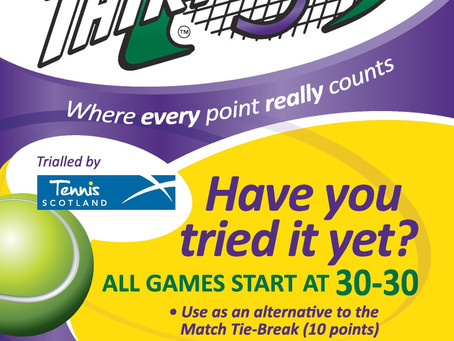 Thirty30 Tennis - Have You Tried It Yet?