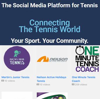 Thirty30 Tennis become a member of 'The Tennis Buzz' Social Platform