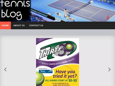 Love Tennis Blog - Thirty30 Tennis A new scoring system for Tennis?