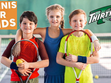 Thirty30 Tennis Blog - Tennis Clubs, Youngsters, Coaching, Playing for fun and Competition