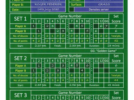 Wimbledon 2030 - Thirty30 Final - Murray v Federer