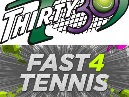 Thirty30 Tennis - An alternative shorter, faster-paced scoring format to Tennis Australia's Fast4