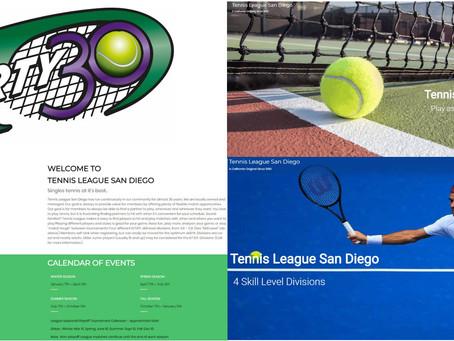 "Tennis League San Diego Endorse Thirty30 Tennis as their ""go-to"" Match Shortening Format"
