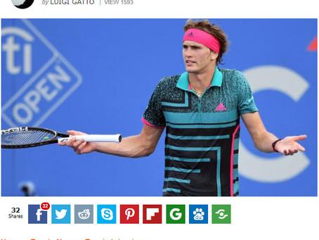 Thirty30 Tennis Blog - Tennis World - Alexander Zverev: I am not a fan of some new rules
