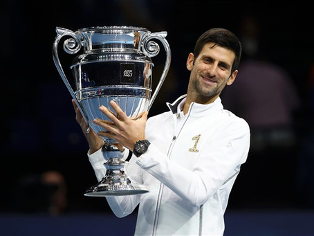 Summary of Thirty30 Tennis News Articles - 2018