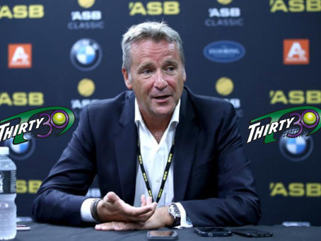 T30 tennis Blog ATP President Chris Kermode on Innovation and Where Is The Next Generation of Fans?