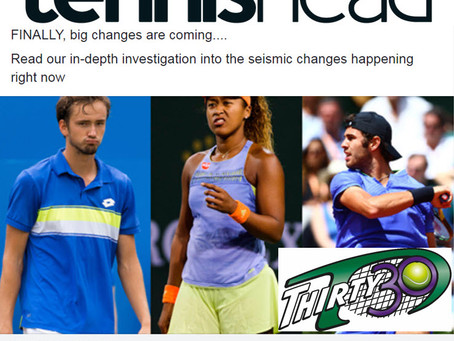 Tennishead Article – Shorter Formats – FAST4 or Thirty30 Tennis