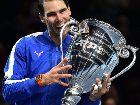 Summary of Thirty30 Tennis News Articles - 2019 (2018 & 2017)