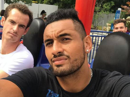 Thirty30 Tennis is an alternative to FAST4 - Andy Murray Retirement - Nick Kyrgios