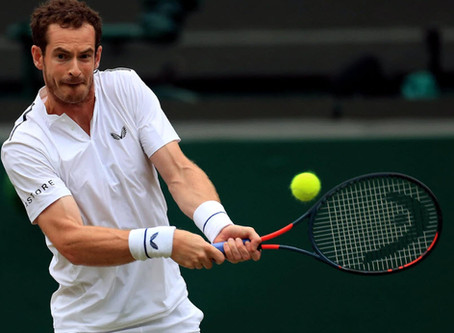 Andy Murray calls for more mixed-gender events - One option is Thirty30 'Big Smash' Team Tennis