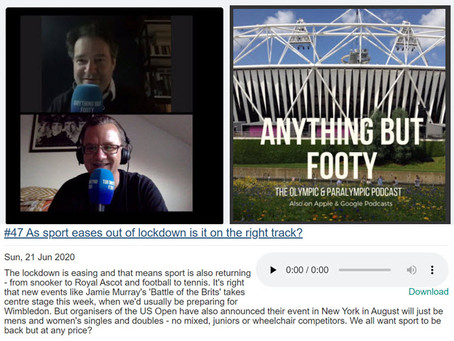 T30 Blog - 'Anything but Footy' Interview with Mark Milne - The new shorter format Thirty30 Tennis