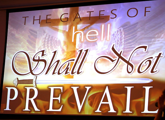 Hell Shall Not Prevail Series