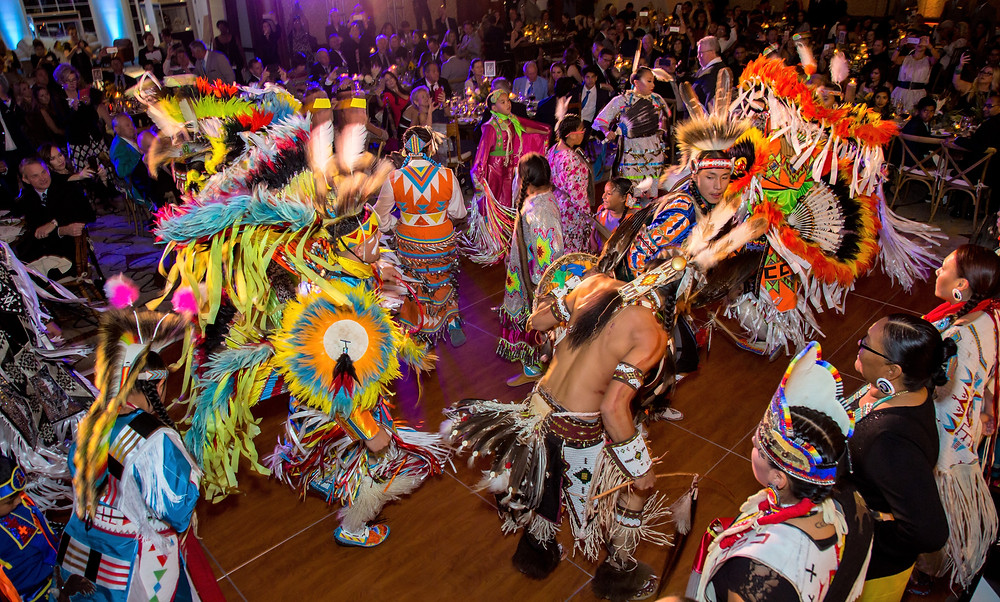 Oglala Lakota Sioux Dances from Pine Ridge Reservation