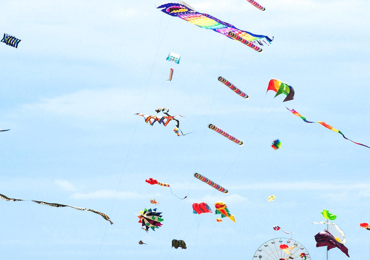 Rencontres Internationales des Cerfs-Volants de Berck