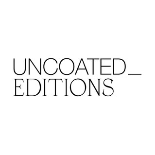 Collaboration with Uncoated Editions