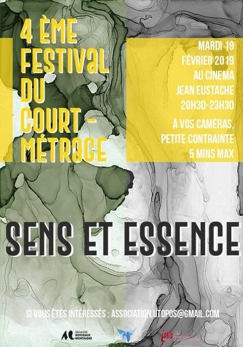 4e festival du court métrage