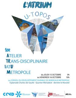 Atelier Trans-disciplinaire IATU