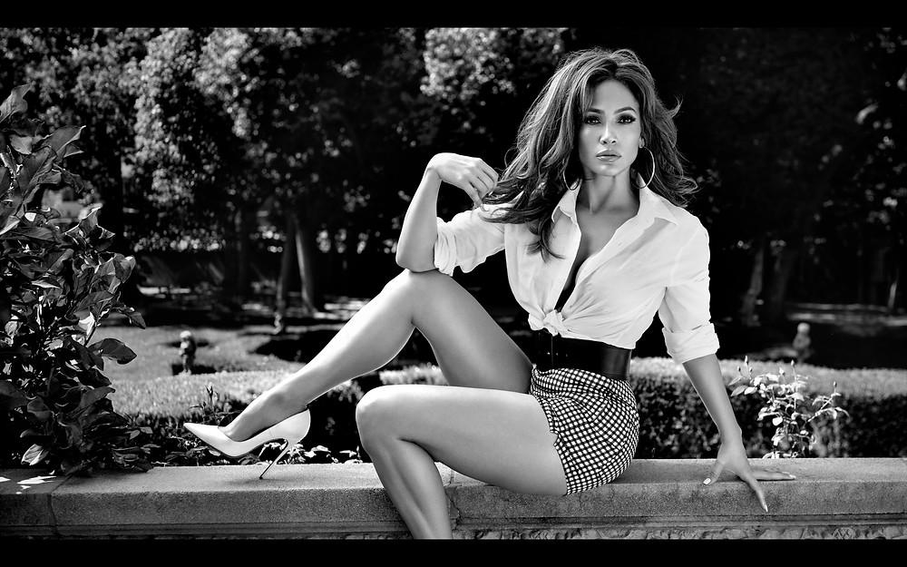 Jennifer Lopez for Guess Jeans SS18
