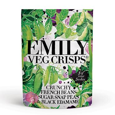 EMILY Vegetable Crisps