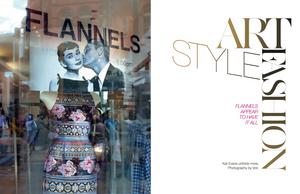 Flannels Style Art Fashion