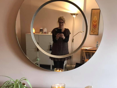 The mirror and perspective