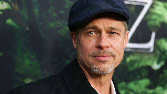 Brad Pitt loves therapy