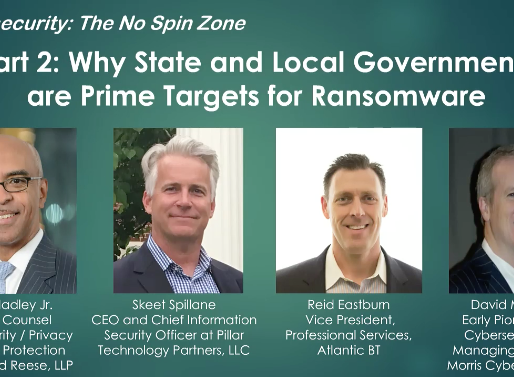 What can State and Local Governments do to Prevent Ransomware?