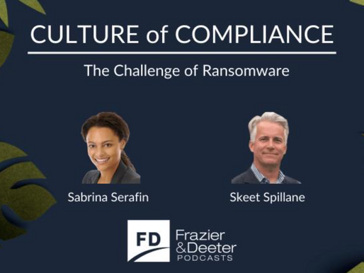 The Challenge of Ransomware