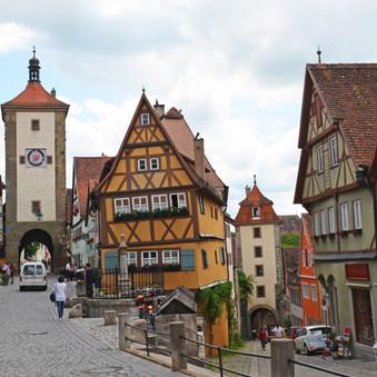 AL RT 001 - Rothenburg ob der Tauber - 1