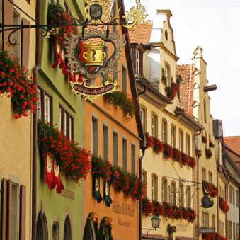AL RT 501 - Rothenburg ob der Tauber - 0
