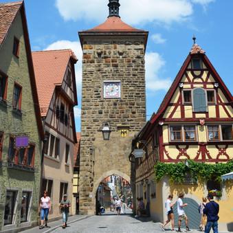 AL RT 223 - Rothenburg ob der Tauber - 1