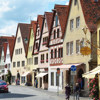 AL RT 107 - Rothenburg ob der Tauber - 1