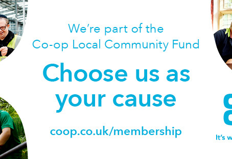 CO-OP LOCAL COMMUNITY FUND SUPPORT BASICS DEVON VOLUNTEER DOCTORS