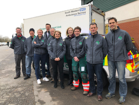 LIFESAVING CHARITY HOSTS A SUCCESSFUL BASICS SOUTH WEST STUDY DAY