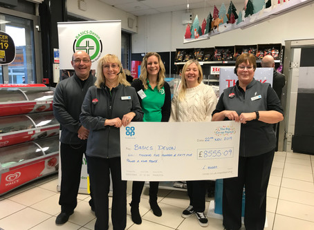CO-OP LOCAL COMMUNITY FUND HELP SAVE LIVES ACROSS DEVON