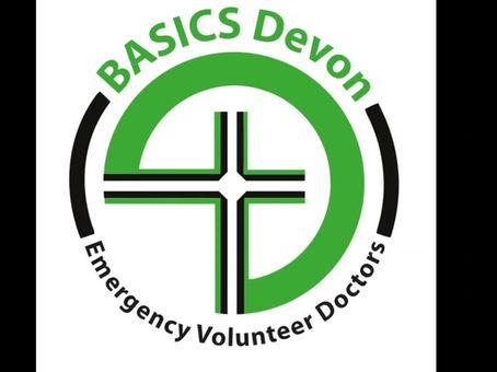 Devon's Volunteer Doctors take on new role in Covid-19 Pandemic