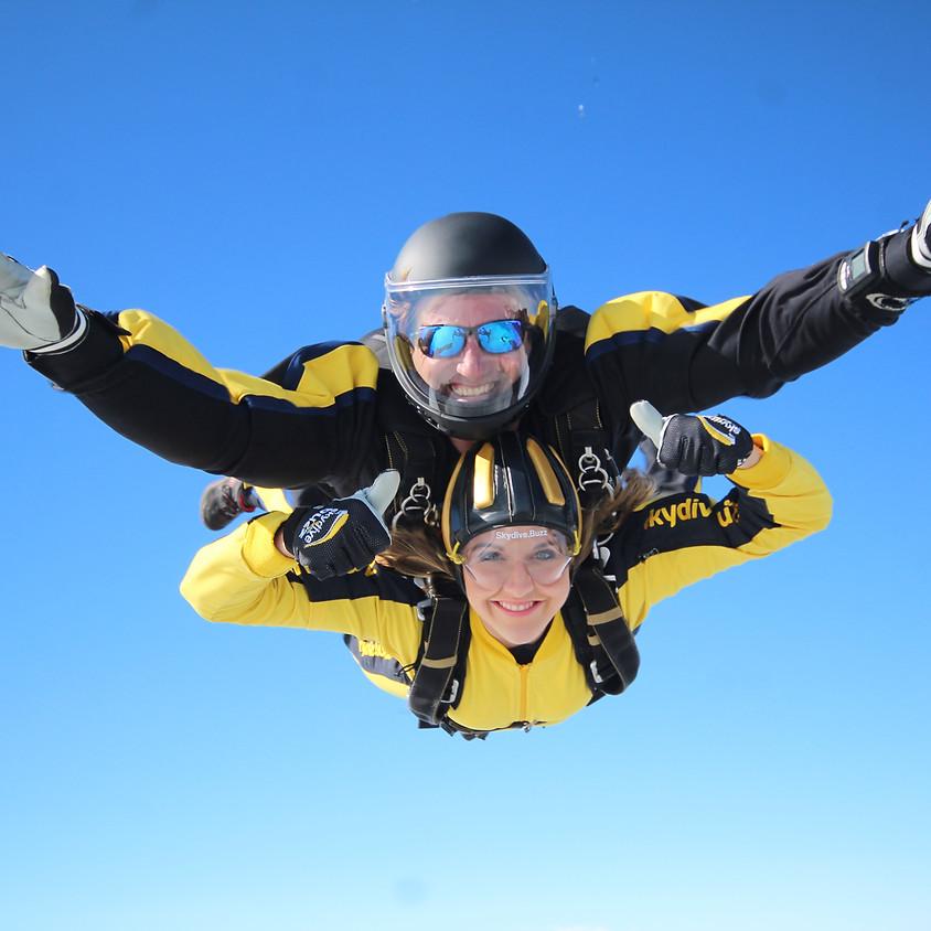POSTPONED Skydive