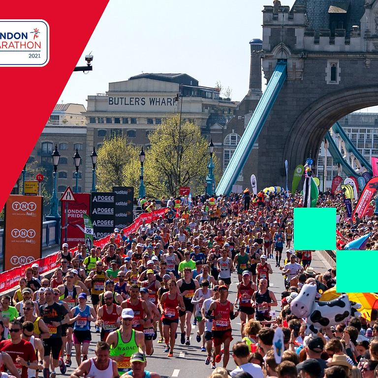 Virtual 2021 Virgin Money London Marathon