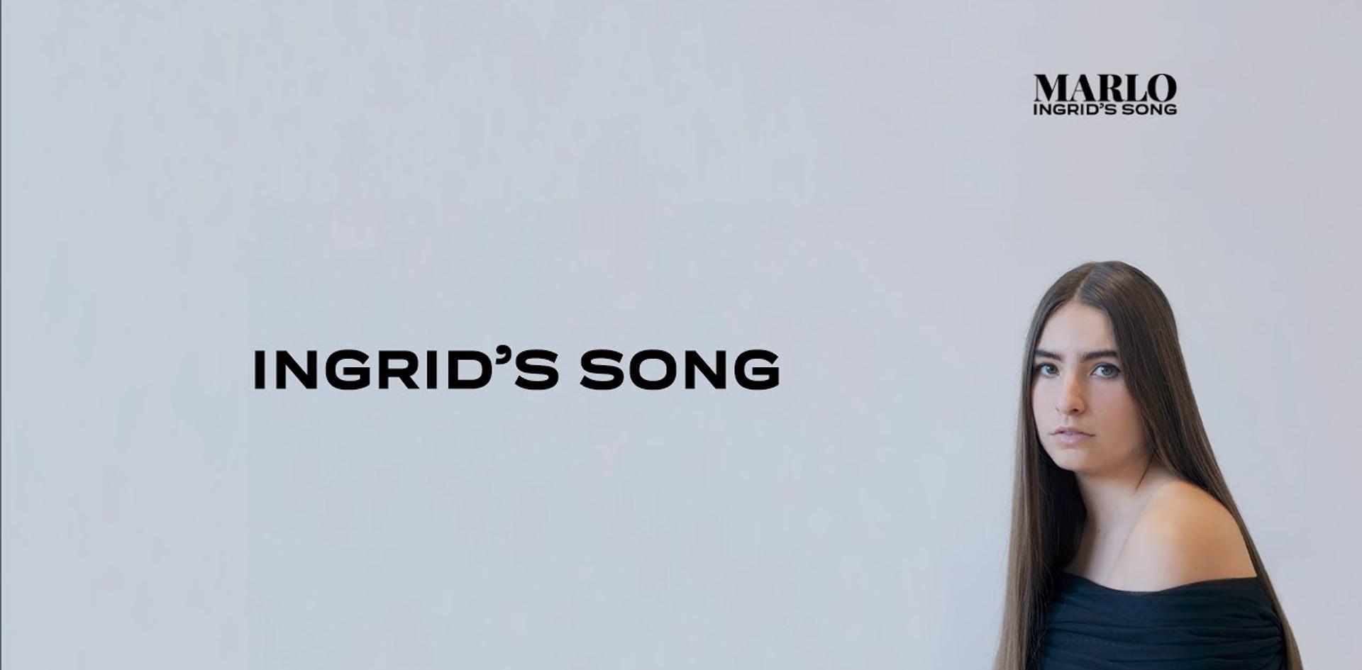 Ingrid's Song Lyric Video