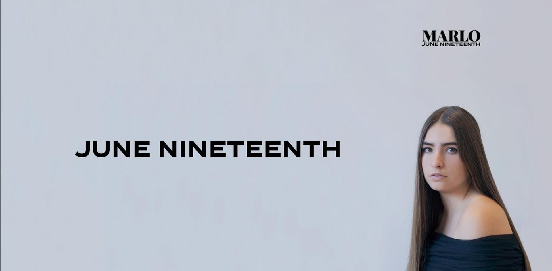 June Nineteenth Lyric Video