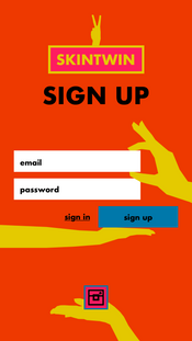 #001 - Sign Up