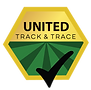 United Natural Hemp Extracts Track and Trace Logo, CBD Oil, Safe, Quality, Hemp oil