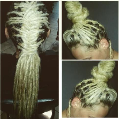 Back comb locks