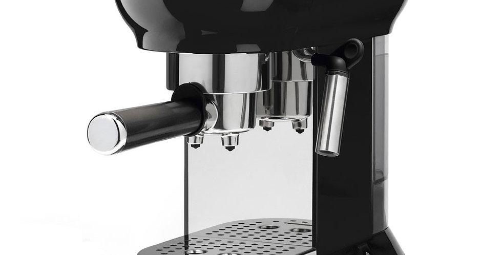 MACHINE À CAFÉ EXPRESSO, NOIR