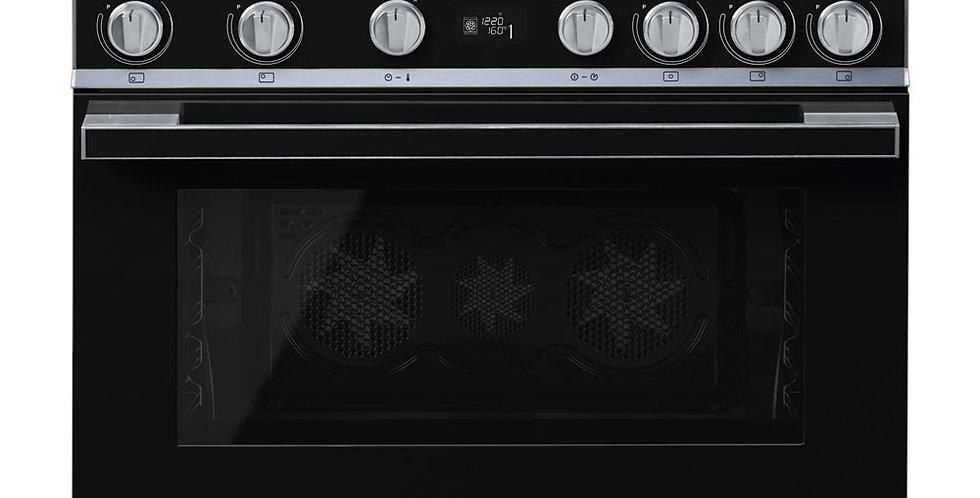 PORTOFINO CPF9IPBL 90 cm Noir INDUCTION PYROLYSE
